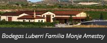 Bodegas Luberri Familia Monje Amestoy