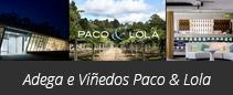 Adega e Viñedos Paco & Lola