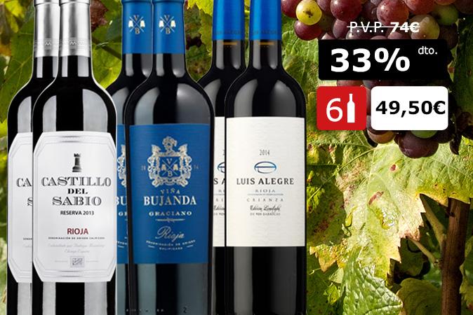 Colección Rioja Navidad 2018