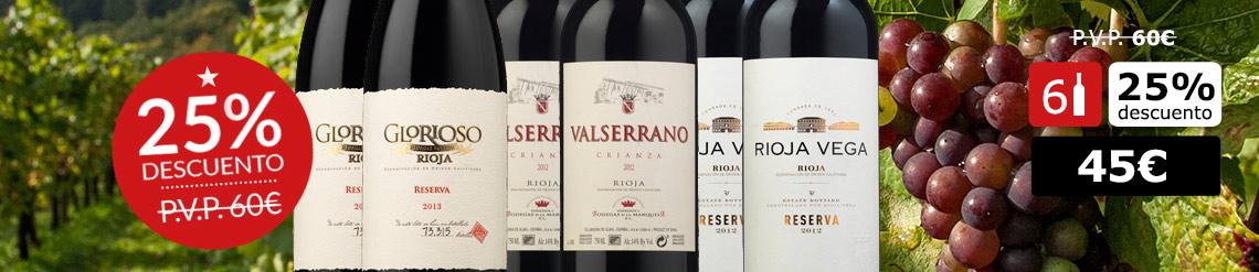 Colección Vinos de Rioja