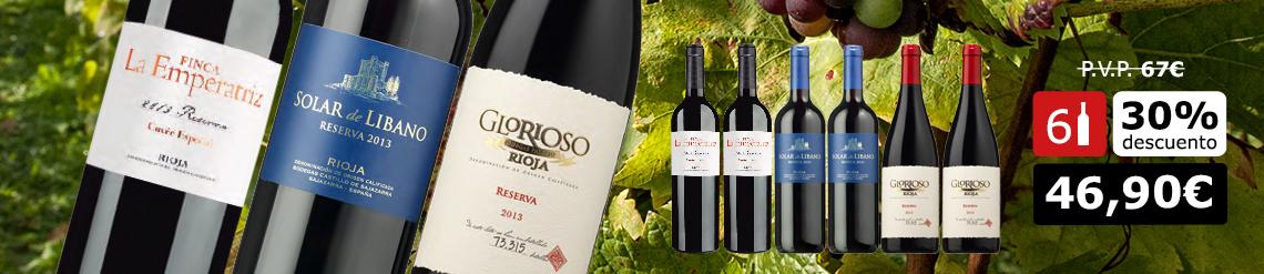 Colección Rioja 2018