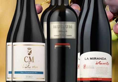 Colección de vinos Otras D.D.O.O.