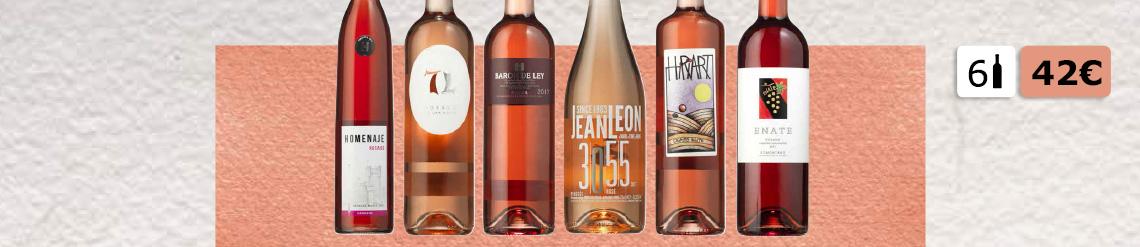 Colección rosados 2018