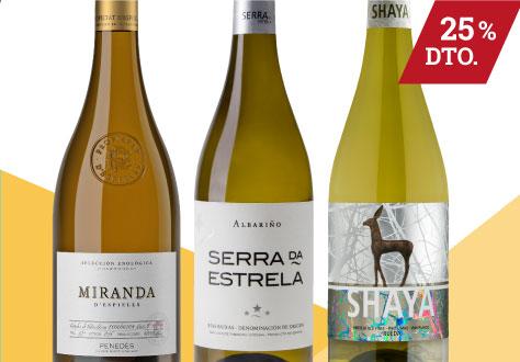 Colección Feria del Vino Blancos