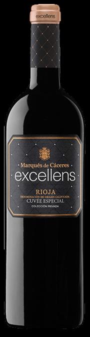 Marqués de Cáceres Excellens Cuvée Especial Crianza 2016