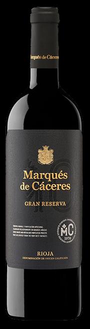 Marqués de Cáceres Gran Reserva 2012