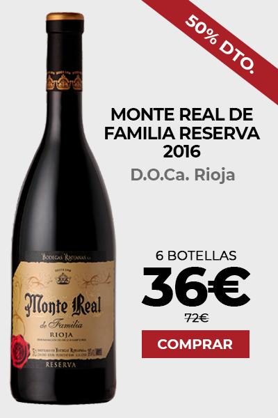 Monte Real Gran Reserva 2012