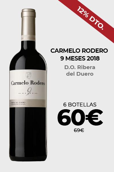 Carmelo Rodero 9 Meses 2018