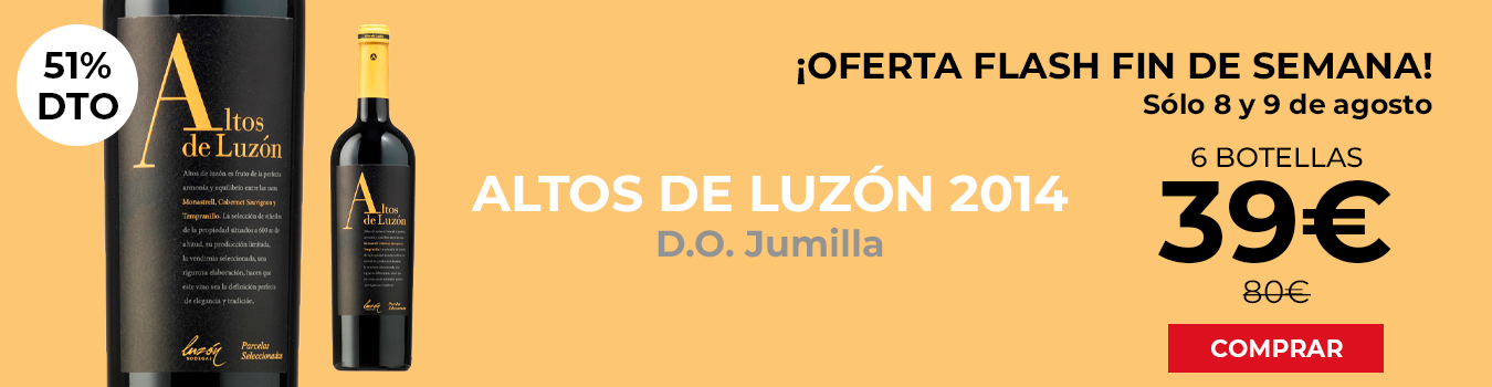 Altos de Luzón 2014
