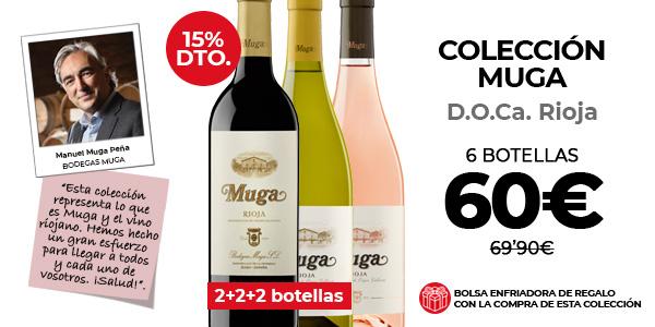 Colección Muga
