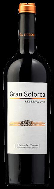 Gran Solorca Reserva 2016