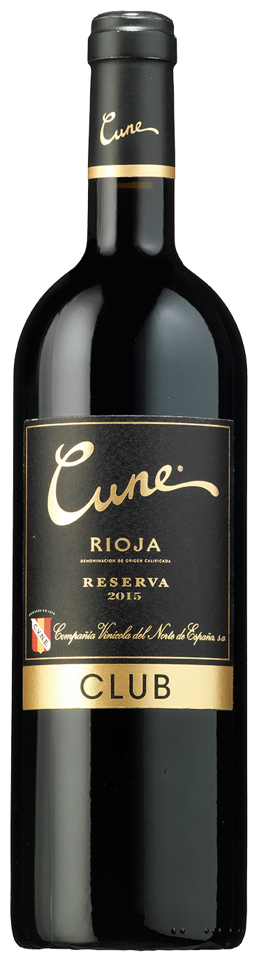 Cune Club Reserva 2015