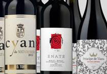 Colección vinos sin fronteras