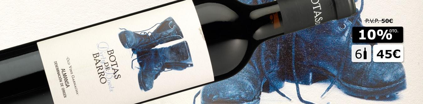 vinos marcianos del mes diciembre