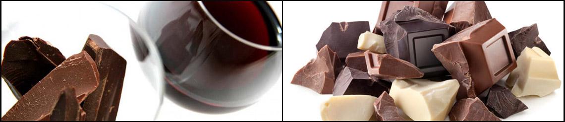 Taller de chocolate con degustación maridada