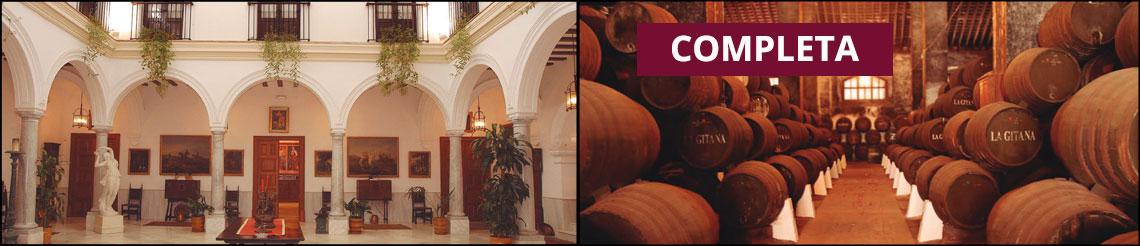 Bodegas y gastronomía en el triángulo del vino de Jerez