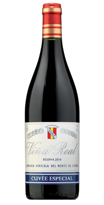 Viña Real Tinto Cuvée Especial Reserva 2014