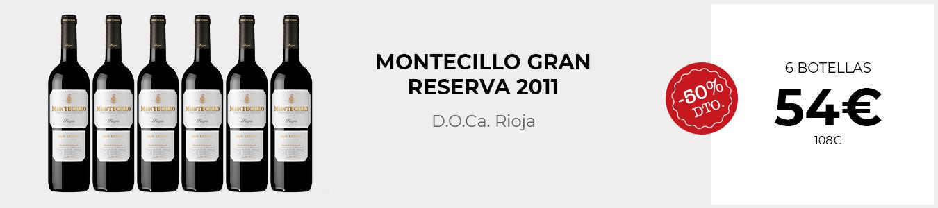 Montecillo Gran Reserva 2011