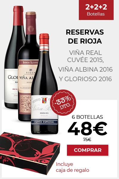 Reservas Rioja