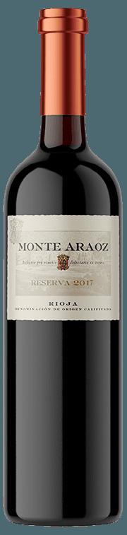 Monte Araoz Reserva 2017