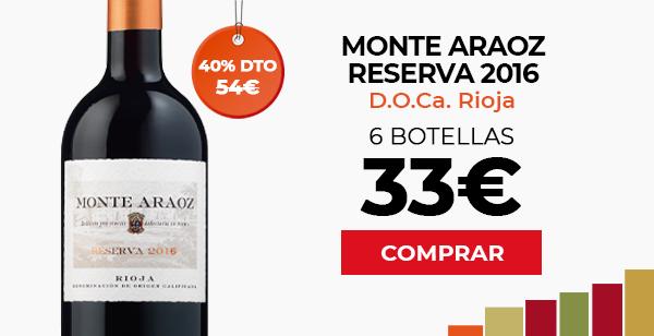 Monte Araoz Reserva 2016