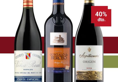 Colección Rioja Septiembre mes del vino