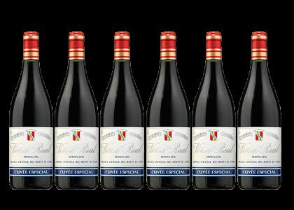 Viña Real Cuvée Especial Reserva 2016