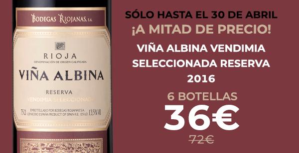 Viña Albina Reserva 2016