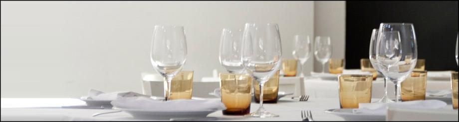 Cenas - Cena en rojo con aires mediterráneos