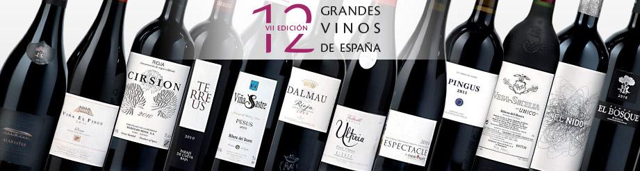 12 Grandes Vinos de España