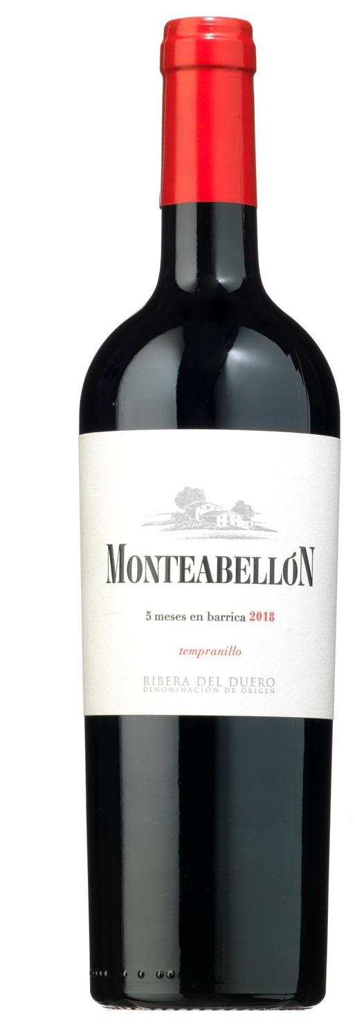 Monteabellon 5 meses 2018