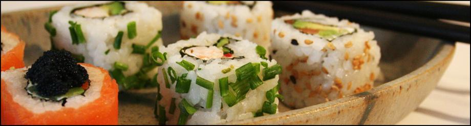 Curso elaboración sushi