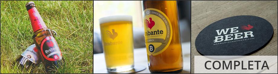 Curso - Degustación Cervezas Brabante