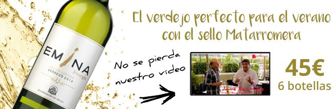 Hablemos de Vino Emina Prestigio Edición Limitada 2014