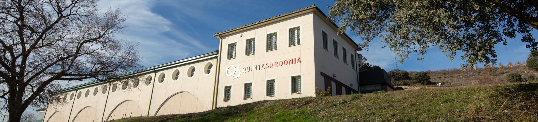 Visita Quinta Sardonia