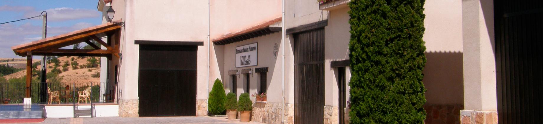 Bodegas Ismael Arroyo-Valsotillo