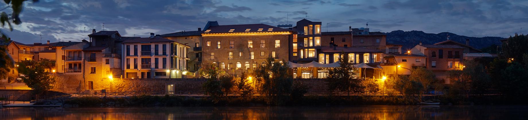 Alojamiento Hotel Palacio Tondón