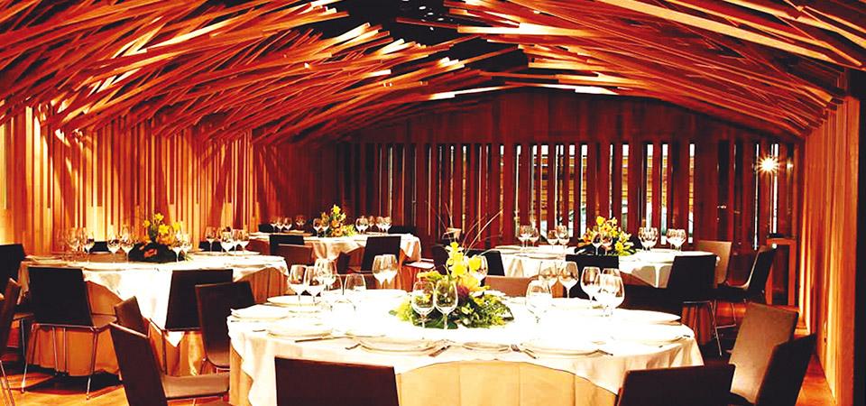 Gastronomía vasca y vinos en una exclusiva Cena Club