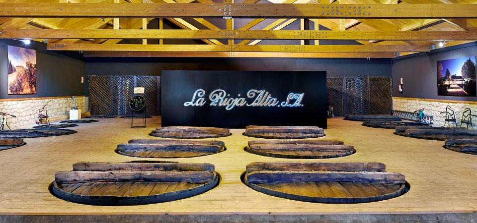 Visita a La Rioja Alta, S.A.