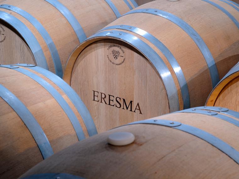 Visita Bodegas Eresma-La Soterraña