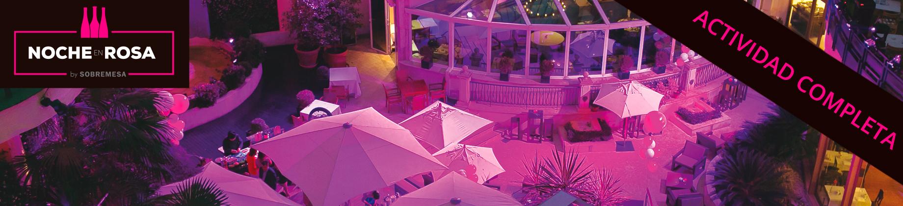 La noche en rosa
