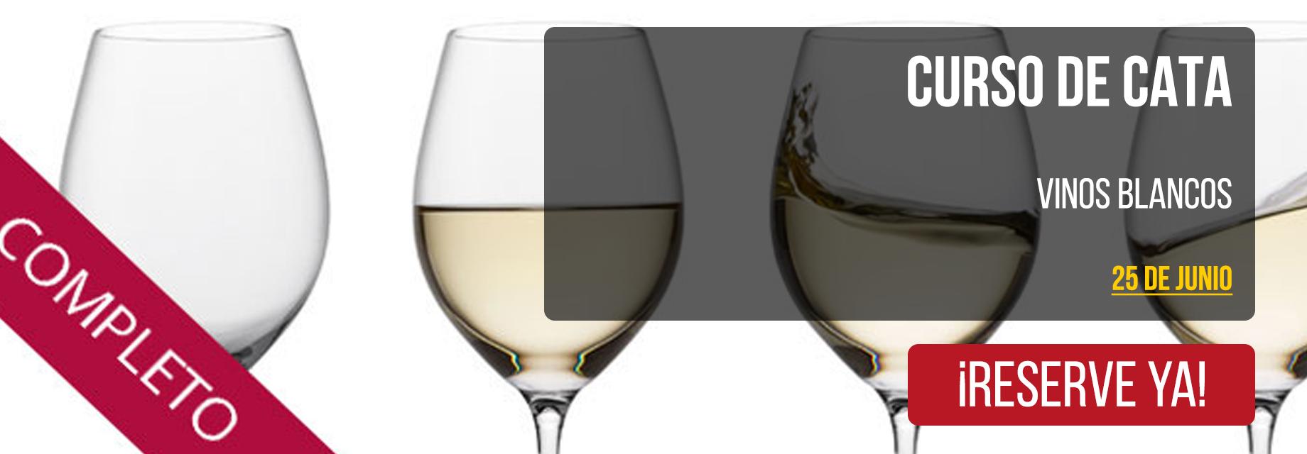 Cata Vino Blanco