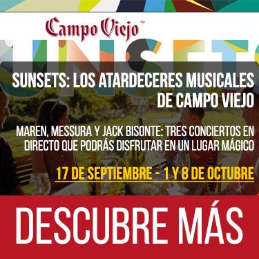 Concierto Campo Viejo