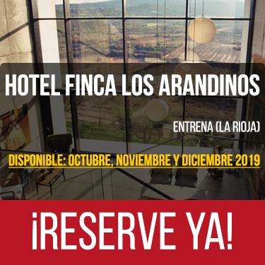 Hotel Finca los Arandinos