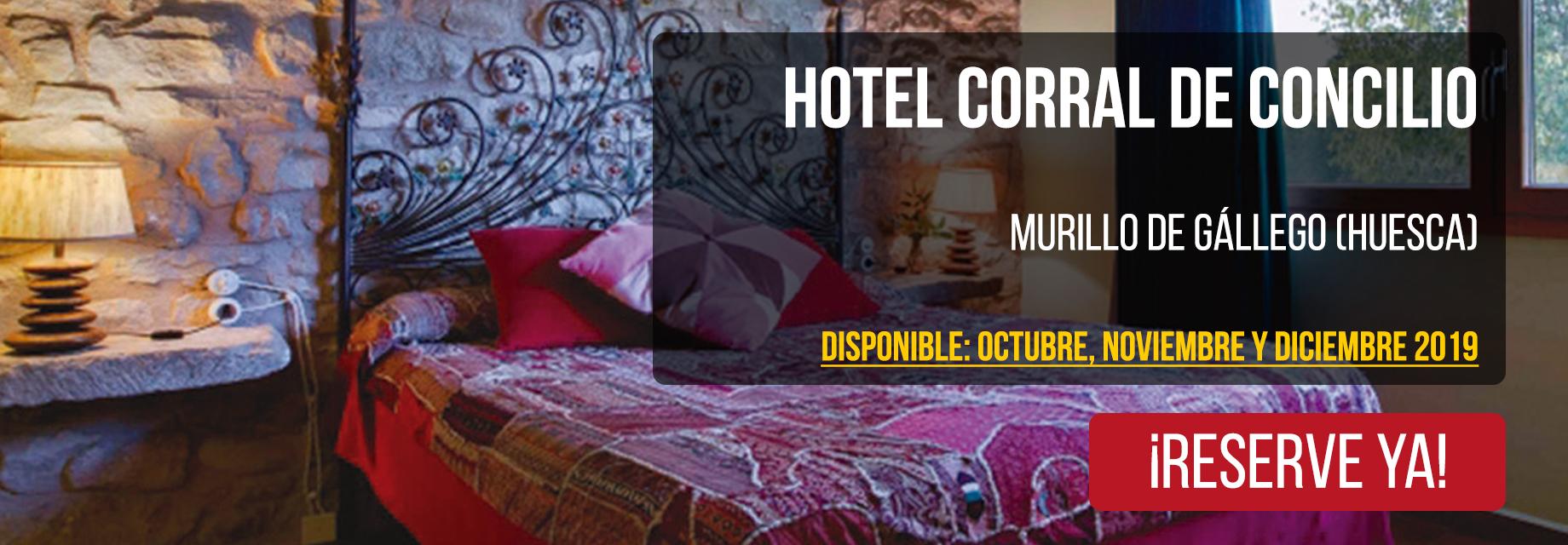 Hotel Corral de Concilio